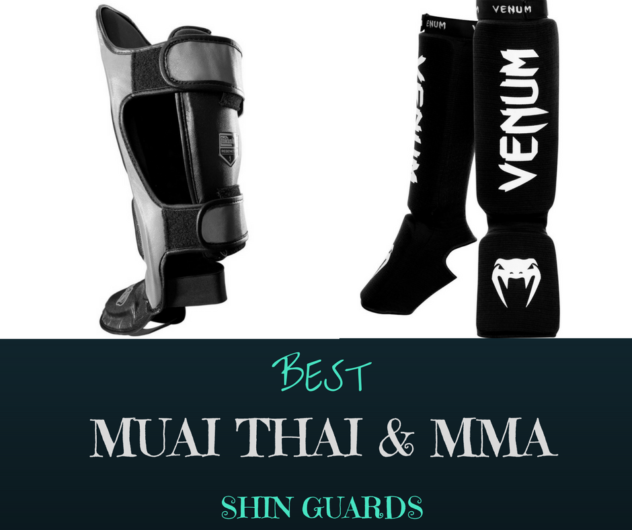 Best Muay Thai MMA Shin Guards Reviews