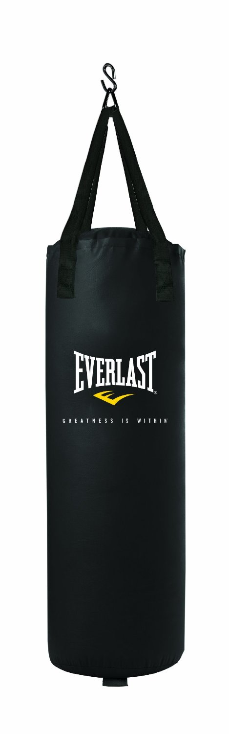Everlast Poly Canvas Heavy Bag