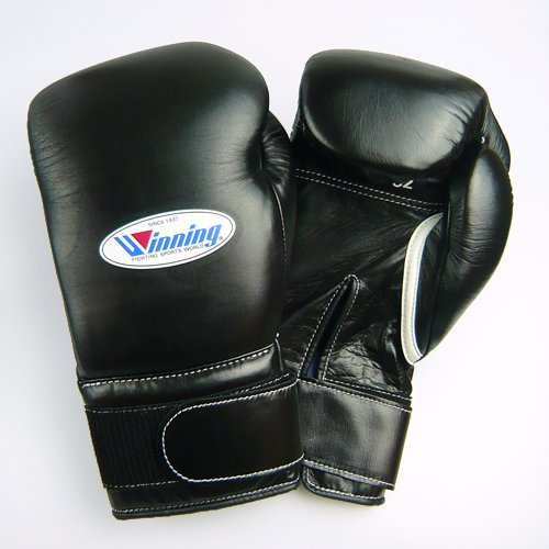 Winning Velcro Training Boxing Gloves