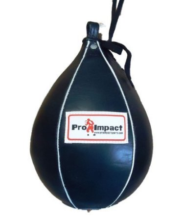 Pro Impact Genuine Leather Speed bag Punch Bag S