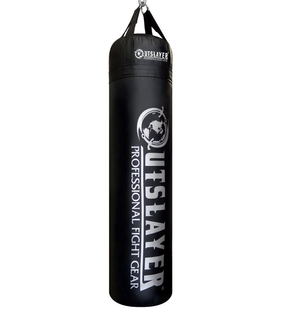 Outslayer Boxing MMA 100lbs Heavy Bag Filled