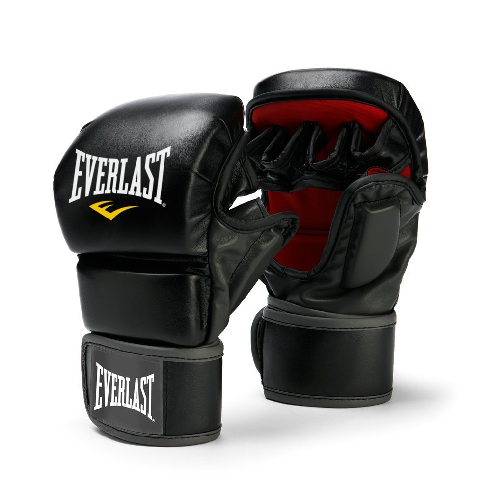 Everlast Train Advanced MMA 7-Ounce Striking / Training Gloves