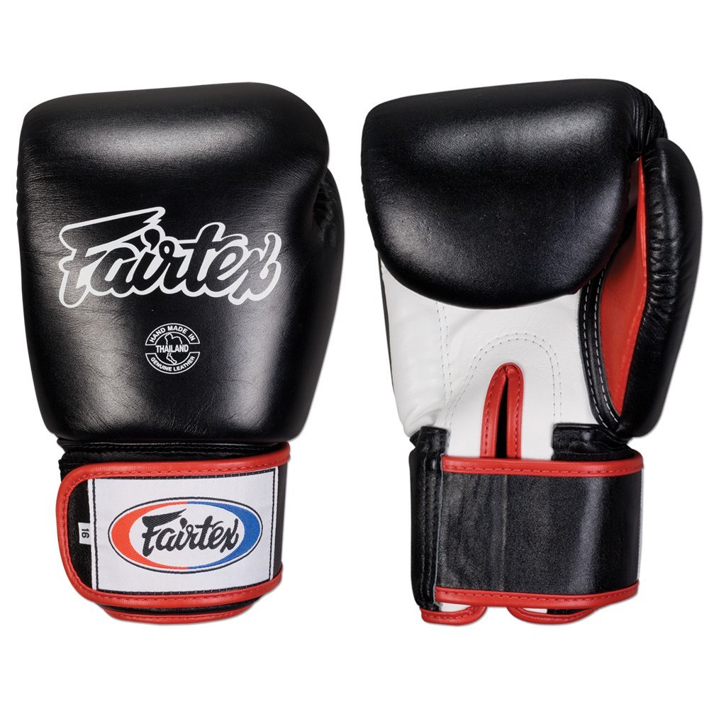 Fairtex Muay Thai Style Sparring Gloves