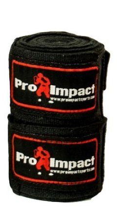 Pro Impact Mexican Style Boxing/MMA Elastic Hand Wrap