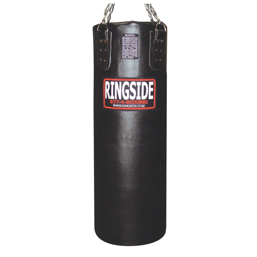 Ringside Leather 65 lb. Heavy Bag - Filled