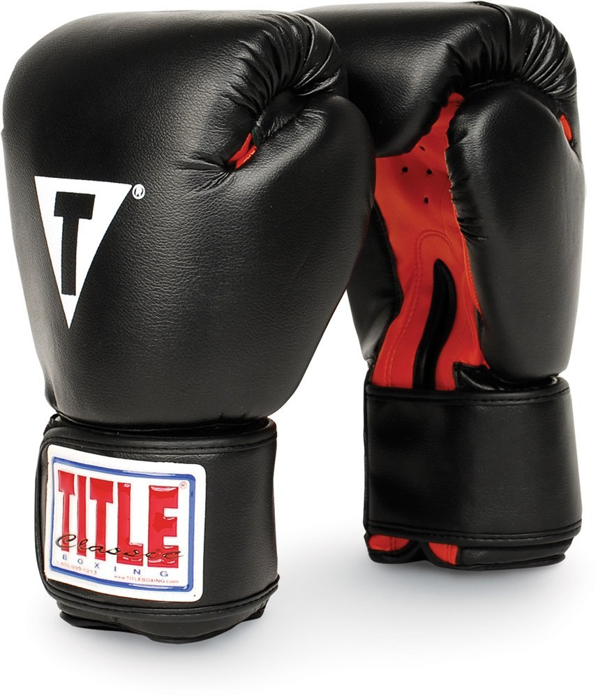 Title Boxing TITLE Classic Gloves