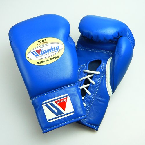 Winning Professional Boxing Gloves