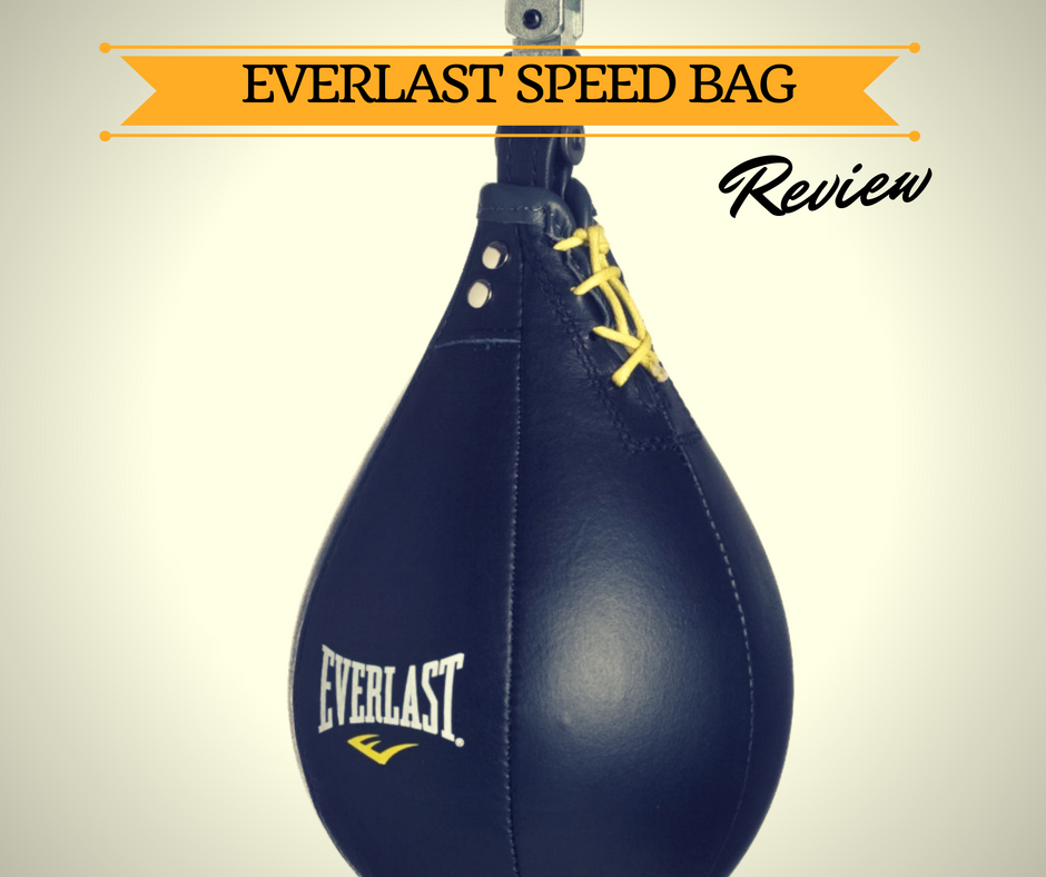 Everlast Speed Bag Review