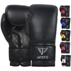 Jayefo Beginners Muay Thai Sparring Gloves