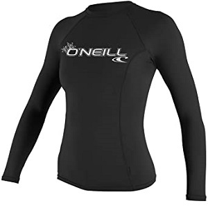 O'Neill Women's Rash Guard