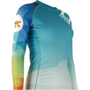 Pressure Grappling Women's Rash Guard