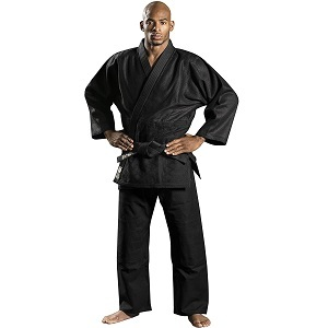 Ronin Brand Black Judo/Ju-Jitsu Uniform
