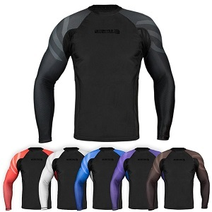 Sanabul Essentials MMA BJJ Rash Guard
